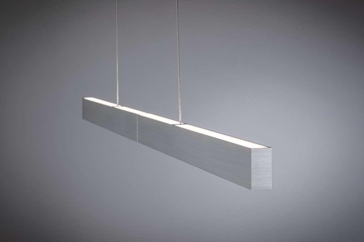 Die Ausziehbare Hangelampe Aptare Ist Perfekt Zur Beleuchtung Ausziehbarer Tische Sie Lasst Sich Zwischen 90 Cm Bis In 2020 Lampen Und Leuchten Paulmann Led Led Lampe
