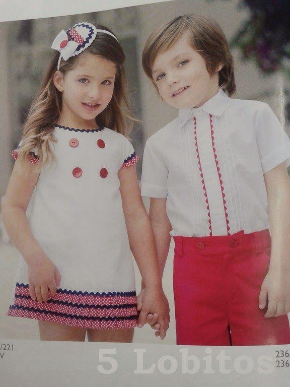 5 lobitos moda infantil online