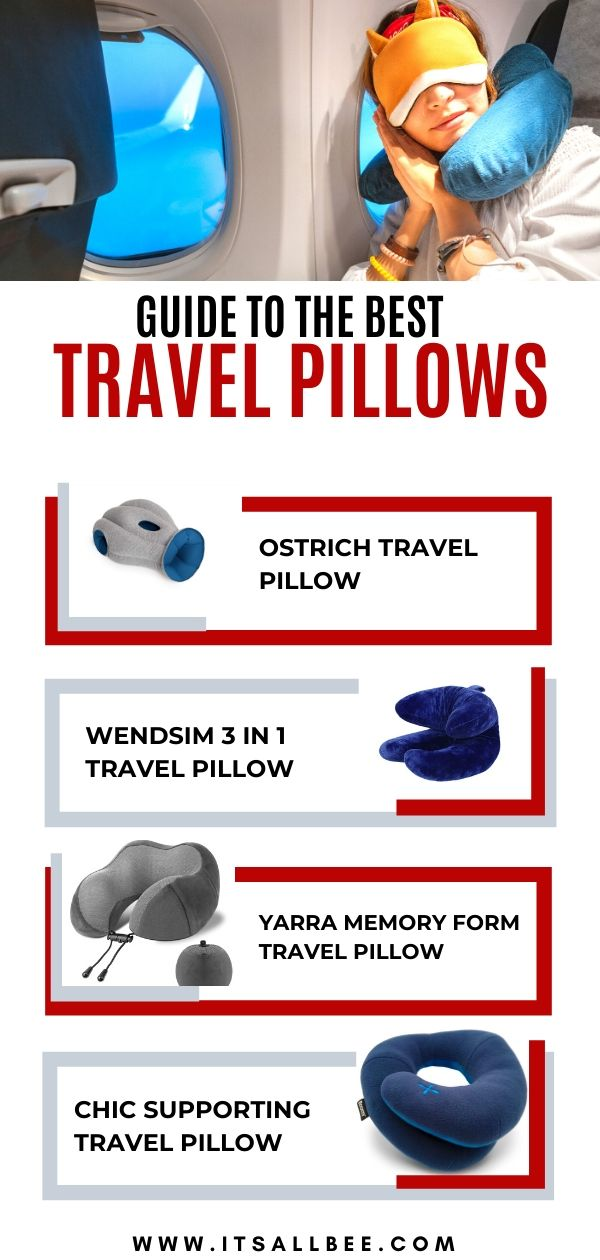Travel Pillows For Long Haul