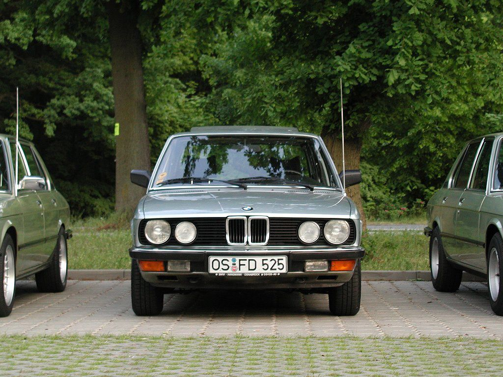 Bmw e28 5 series 1982 1988