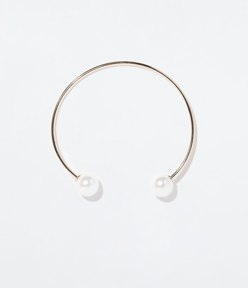 bracelet perle zara