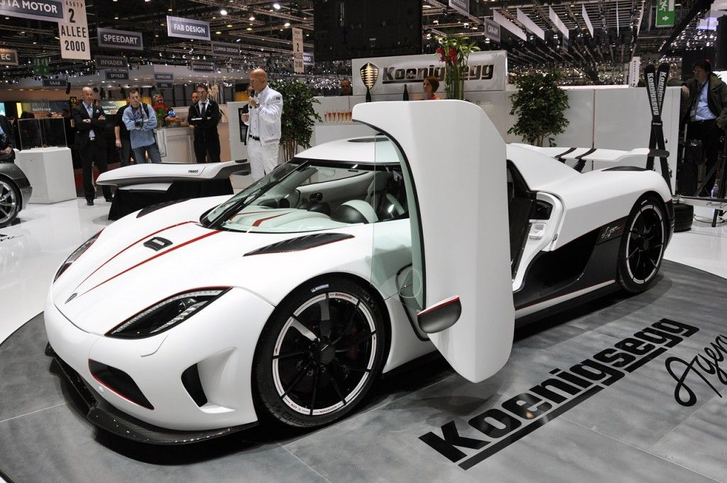 Koenigsegg Agera R The New Fastest Car In The World Koenigsegg Supercar