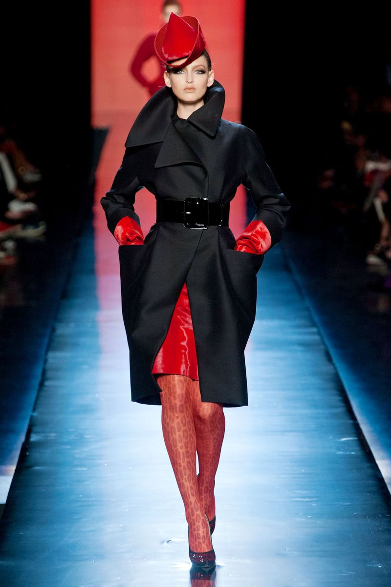 Gaultier Couture FA 2013