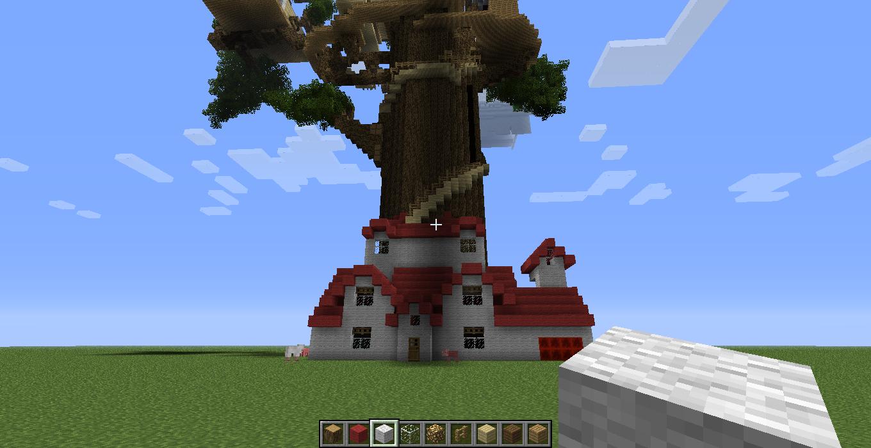 Minecraft Knd Kids Next Door Treehouse Part 2 By Ninjaman28xd On Wallpaper Minecraft House Tutorials Minecraft House Designs Tree House