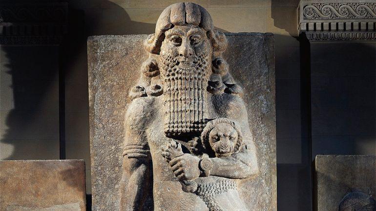 hear the epic of gilgamesh read in the original akkadian - 770×433