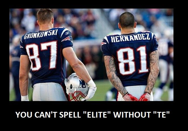 """YOU CAN'T SPELL """"ELITE"""" WITHOUT """"TE"""""""