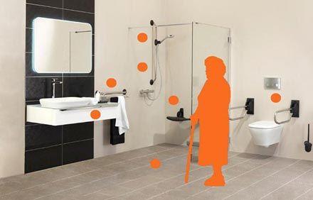 Dise os de ba os para ancianos buscar con google banheiro - Accesorios bano discapacitados ...