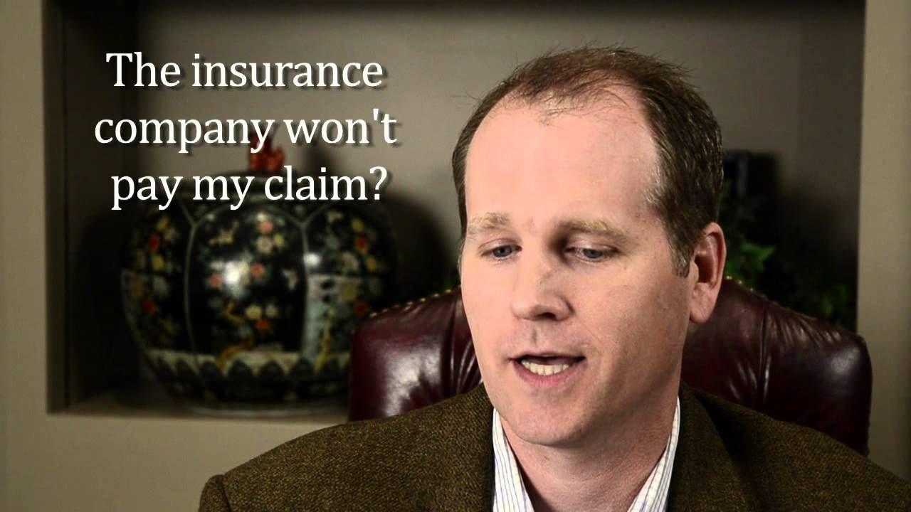 Why Won T The Insurance Company Pay My Claim Insurance Company