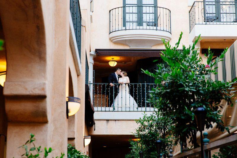 Garden Court Hotel, Palo Alto Photo By Ru0026E Weddings