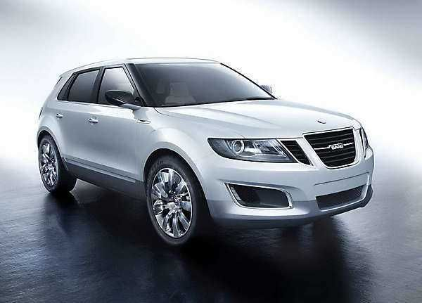 2018 2019 Saab 9 4X Concept The Expected Crossover AutomobileProtection
