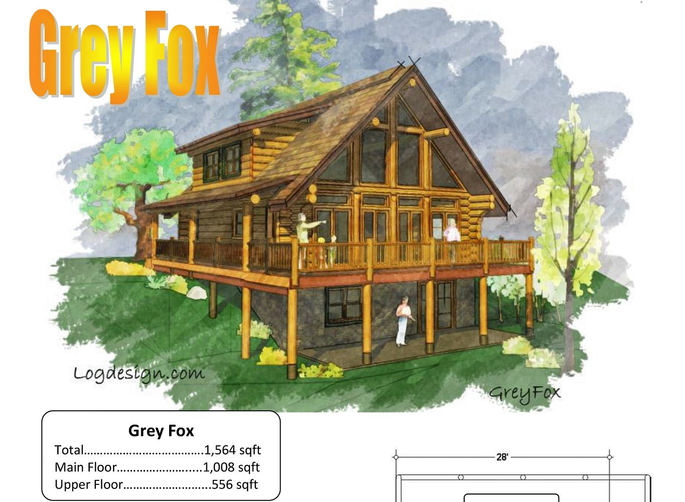 Superbe Log Homes In Idaho | True Log Homes | Log Cabin Kits