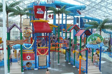 Splash Adventure Indoor Water Park Resort