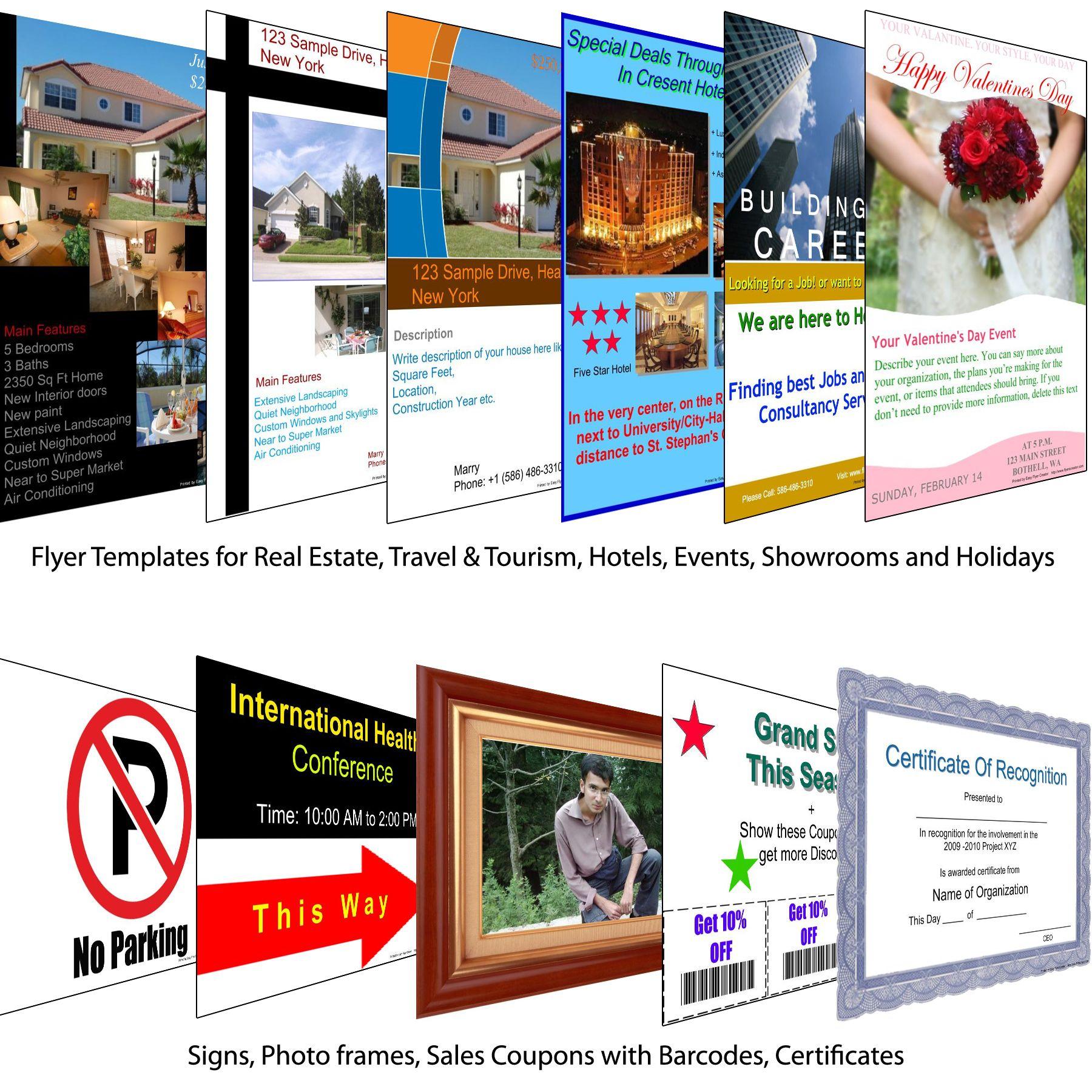 Cool Marketing Brochure Templates Set 1 Check More At Http