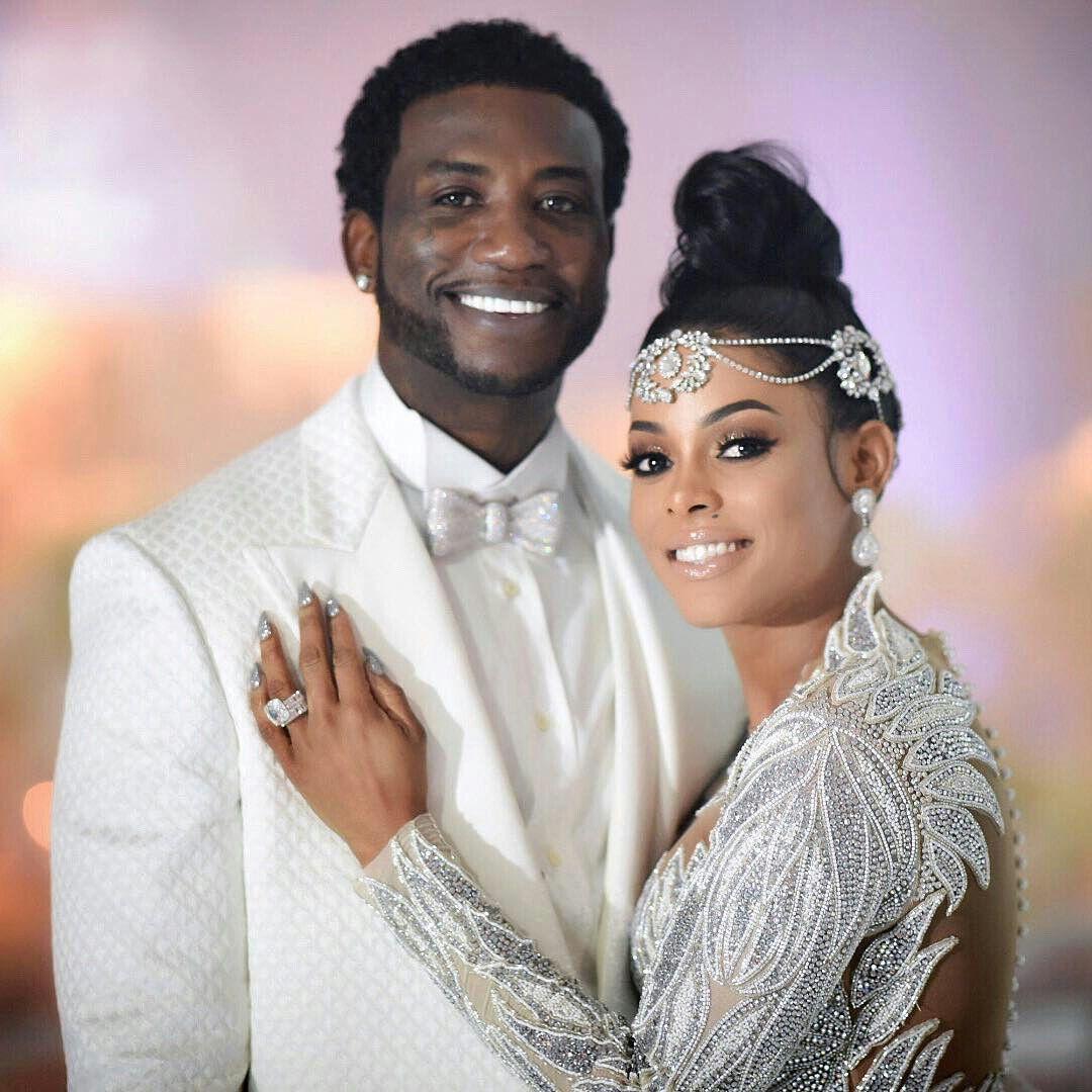 Gucci mane wife wedding dress  Pinterest teethegeneral  Love  Pinterest  Goal Relationships