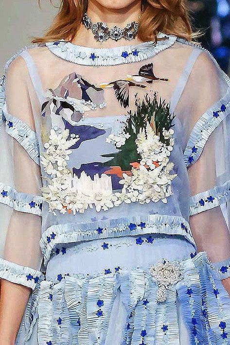 Chanel Pre-Fall 2015 #fashion