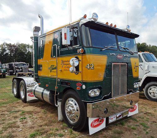 352 peterbilt coe | Peterbilt COE | Trucks | Truck transport