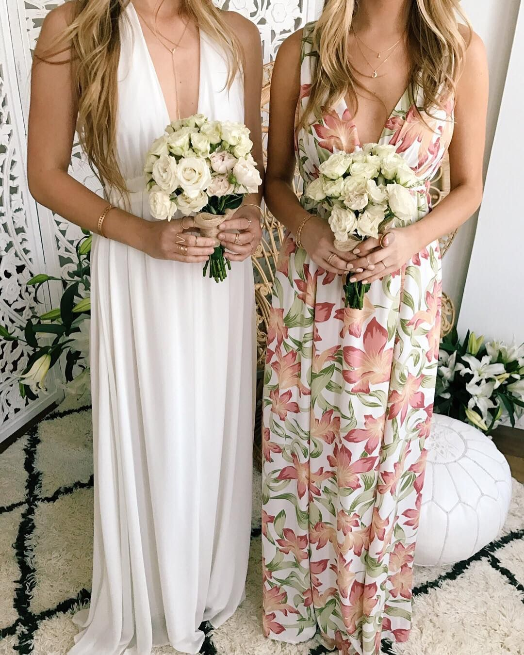 Perfect for bridesmaids and wedding guests the lily lady ava maxi