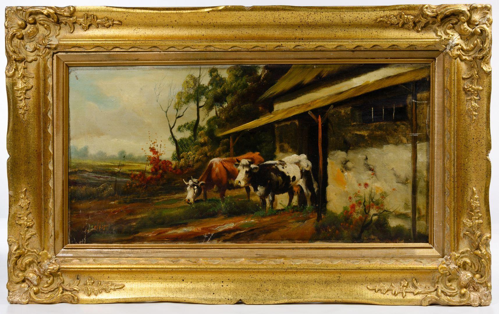 Lot 262 Unknown Artist European 20th Century Oil On Canvas