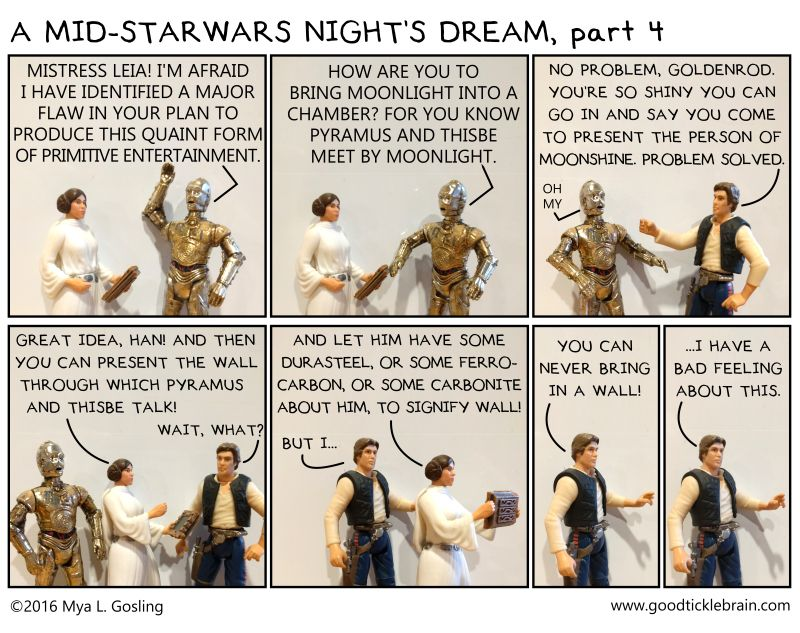 A Mid-StarWars Night's Dream, Episode 2 - http://theshakespearestandard.com/a-mid-starwars-nights-dream-episode-2/