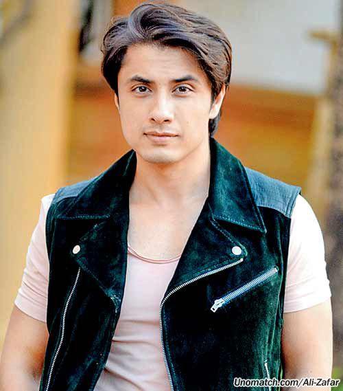 Ali Zafar In The Cage Of Fbr Pakistani People Singer Angled Bob Haircuts