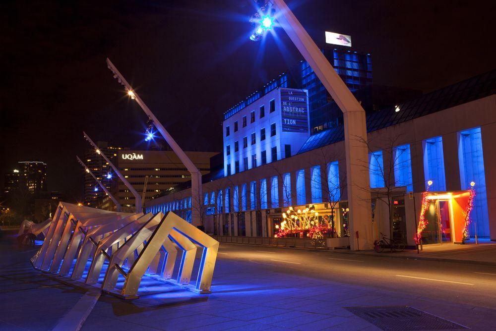 Luminothérapie Montréal - Photo Eva Blue