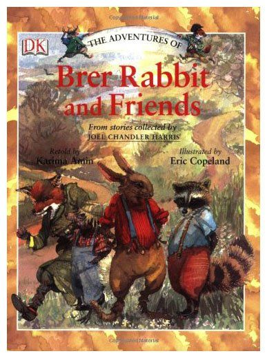 The Adventures Of Brer Rabbit Friends Free Shipping Adventure Paperback Books Books