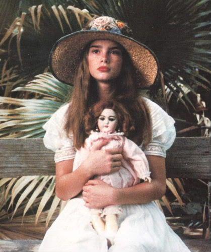 Brooke Shields Nude Pretty Baby - Full Screen Sexy Videos