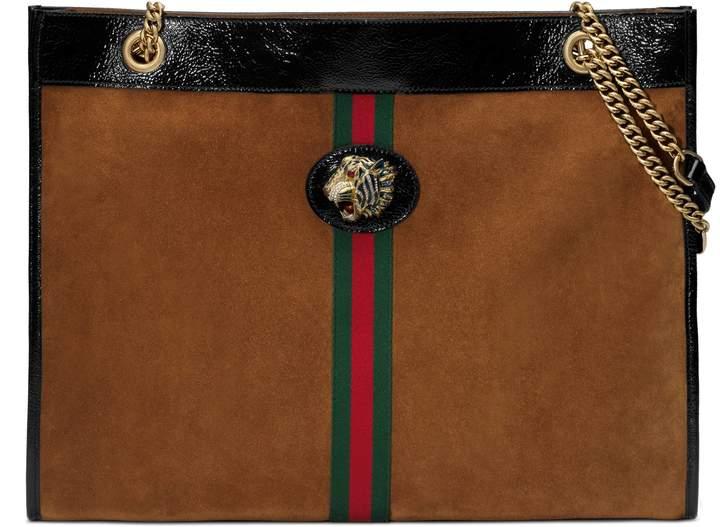 fc160a916b Rajah large tote in 2019 | Products | Gucci handbags, Bags, Prada ...