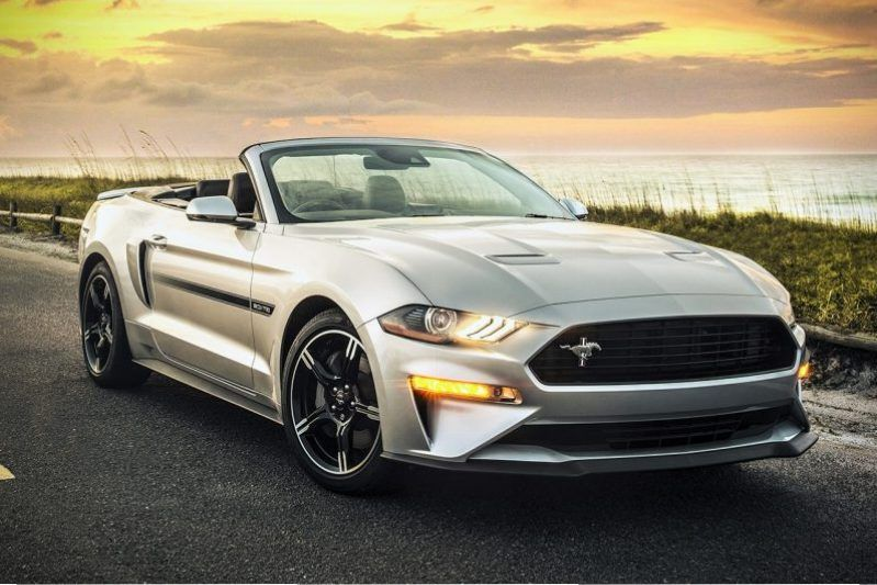2019 Ford Mustang Gt Cali Special Ford Mustang Gt Mustang Gt