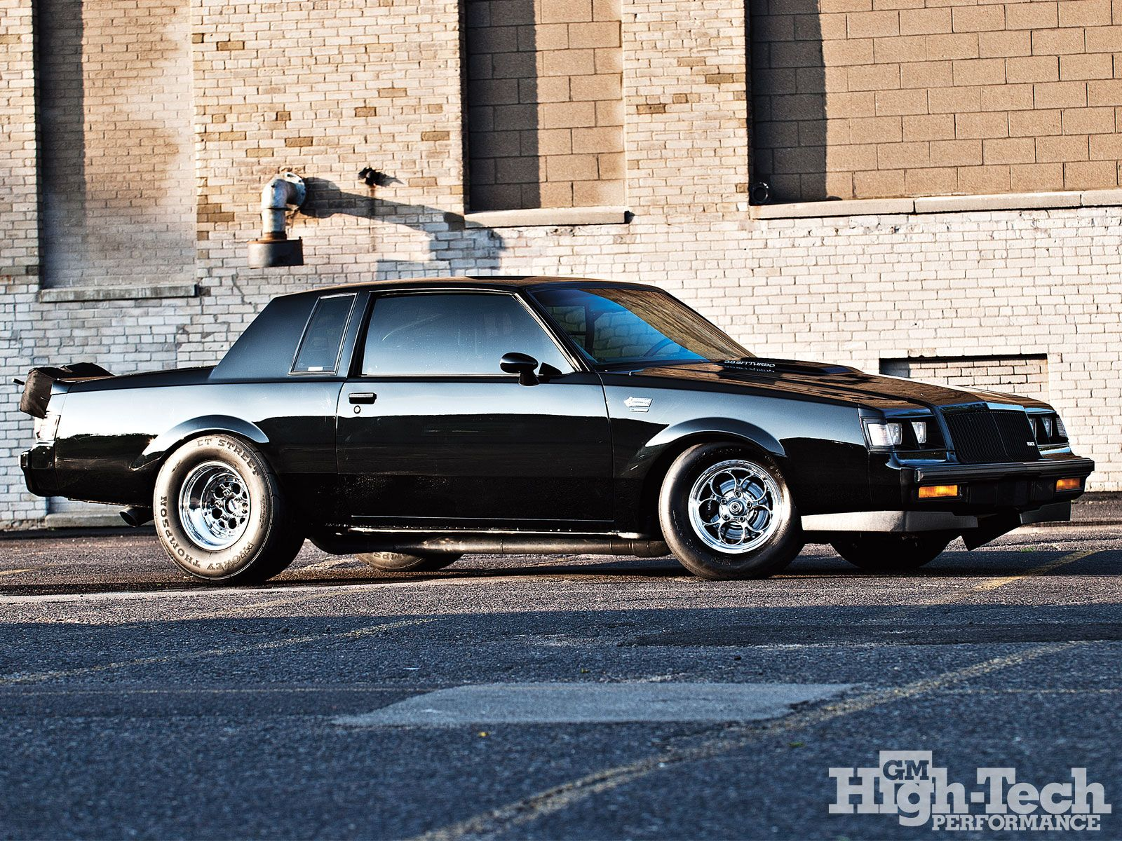 1987 buick grand national bad to the bone