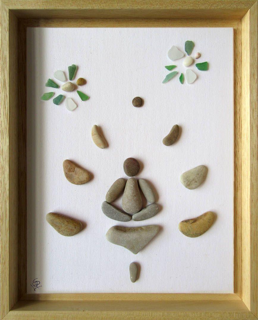 Pin by Yoga Prosper on Yoga Poses | Pinterest | Pebble art, Lotus ...