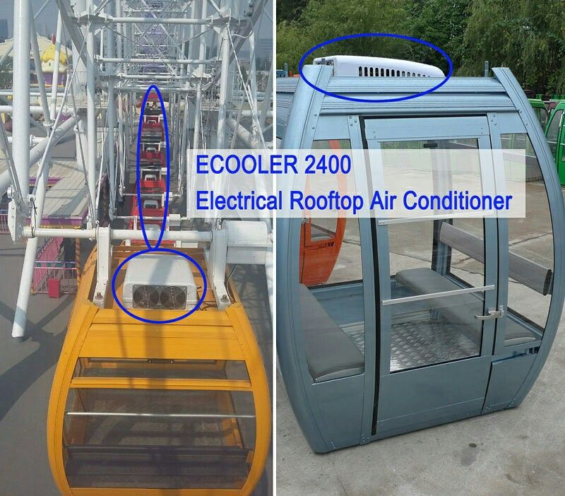 Get More About The Ecooler Type Electrical Rooftop Air
