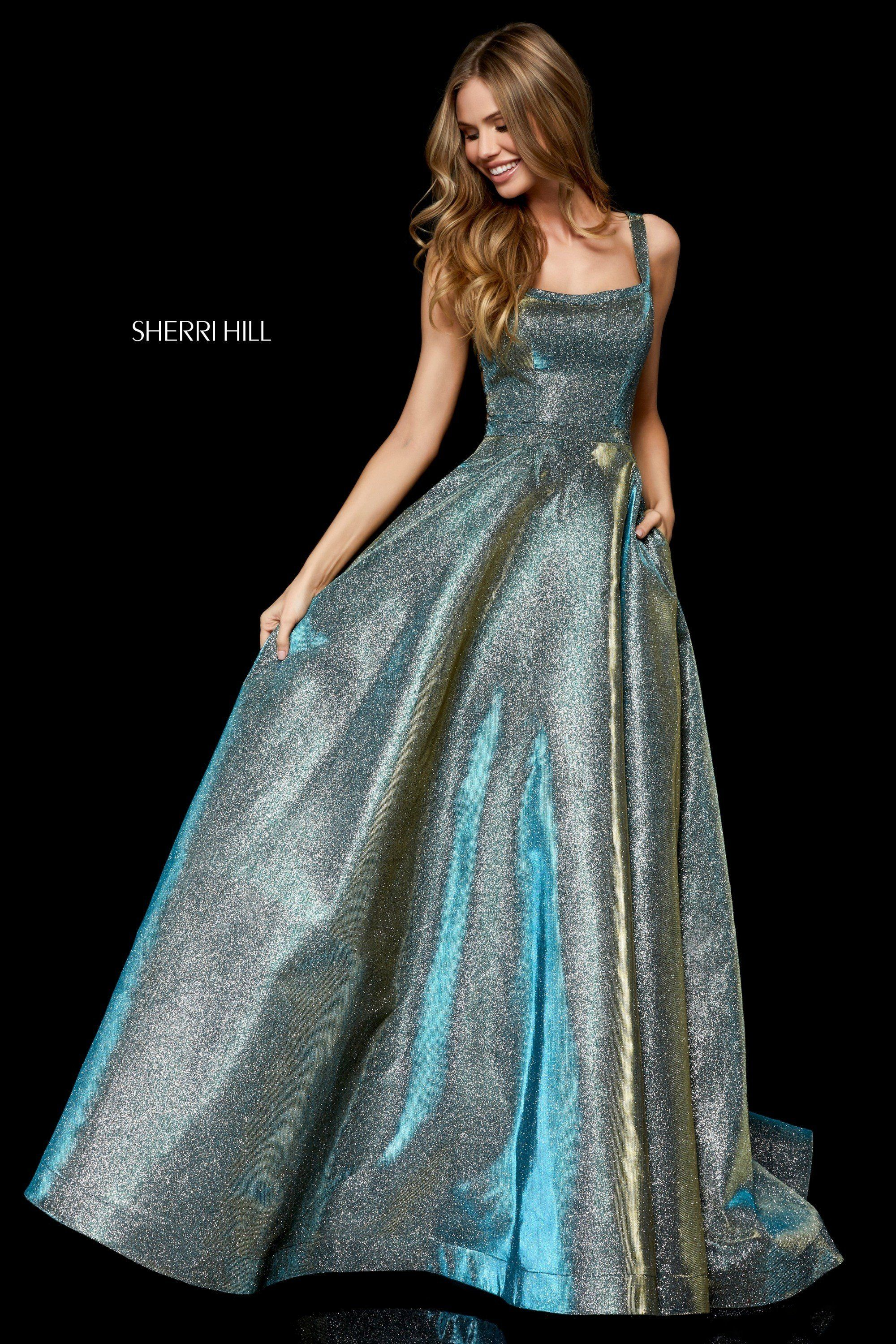 f1f96b4571d Sherri Hill 52138 in 2019