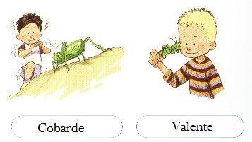 Cobarde - Valente