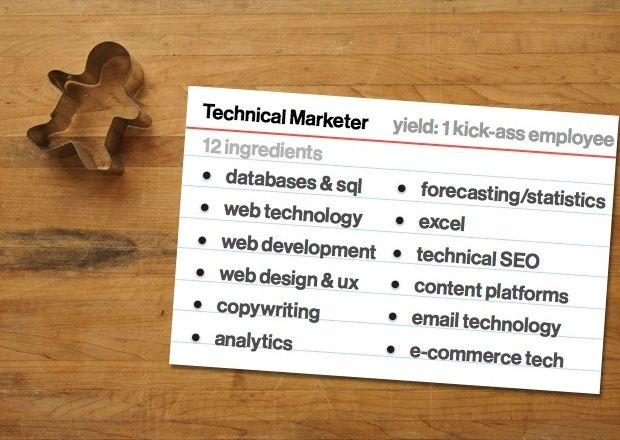 Why marketers should become more technical and 6 tips to get started ...