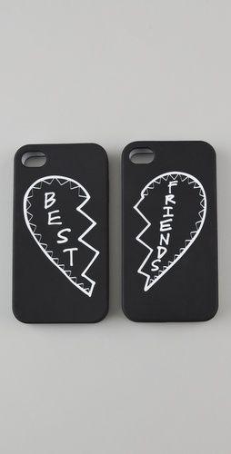 Rebecca Minkoff Set of 2 Best Friend iPhone Cases  0c7502253179