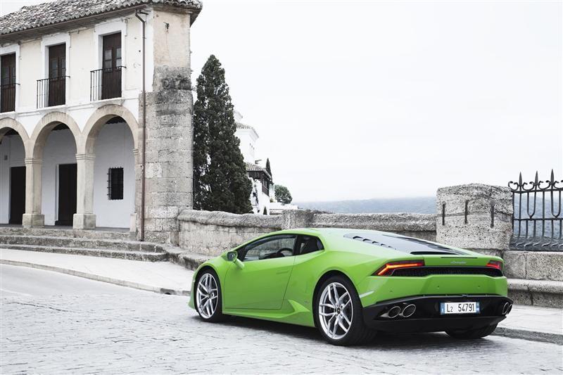 2015 Lamborghini Huracán Image