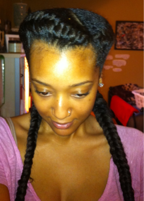 Pleasing 1000 Images About Goddess Halo Braids On Pinterest Protective Hairstyles For Women Draintrainus