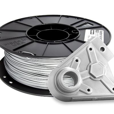 Silver Pro Series Tough PLA Filament - 2.85mm (1kg)