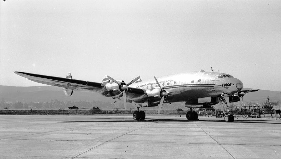 Resultado de imagen de 1946: Constelación Lockheed