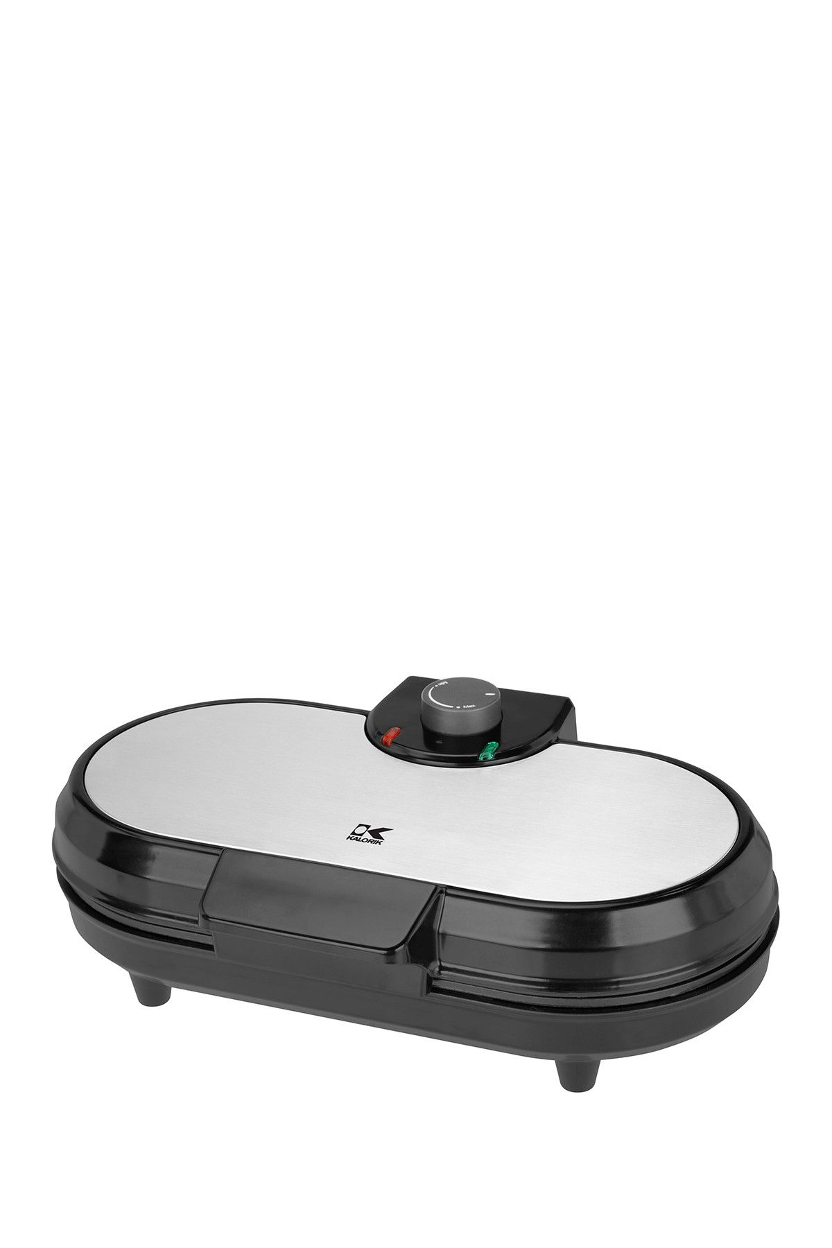 Kalorik Black And Stainless Steel Double Belgian Waffle Maker Double Belgian Waffle Maker Belgian Waffle Maker Waffles Maker