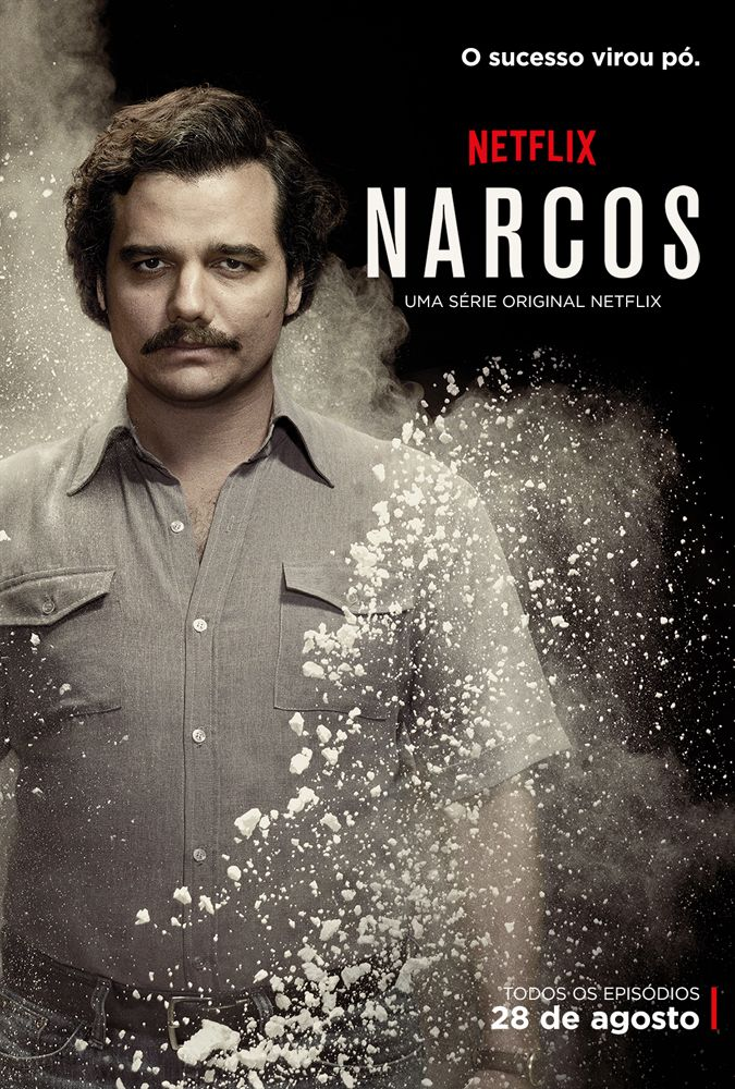 Narcos Wagner Moura With Images Netflix Original Series