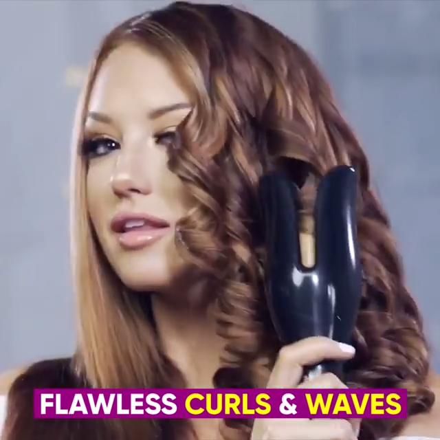 Stress-free Curls in Just 5 Minutes with the PowerCurl