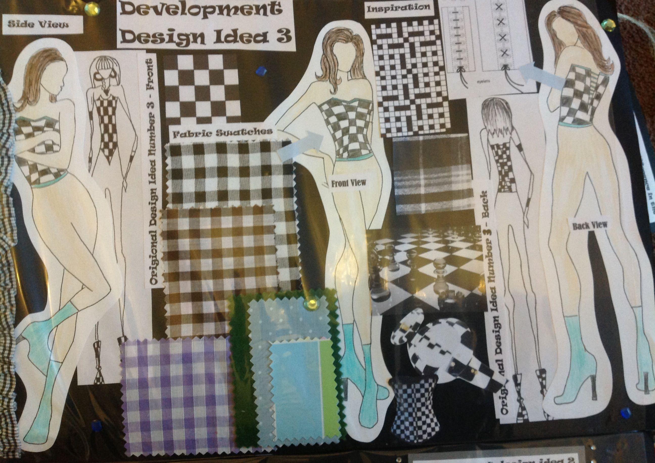 Textiles coursework help
