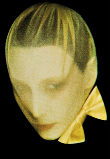 Serge Lutens Fashion photography editorial, Portrait