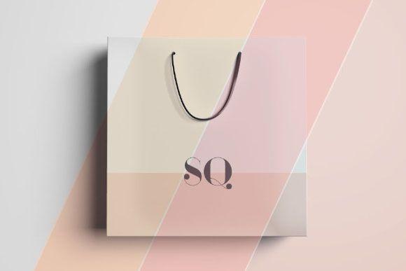 Download Free Square Shopping Bag Mockup Free Design Resources Bag Mockup Mockup Free Psd Mockup