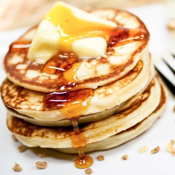 American Pancakes Original - Rezept   Frag Mutti