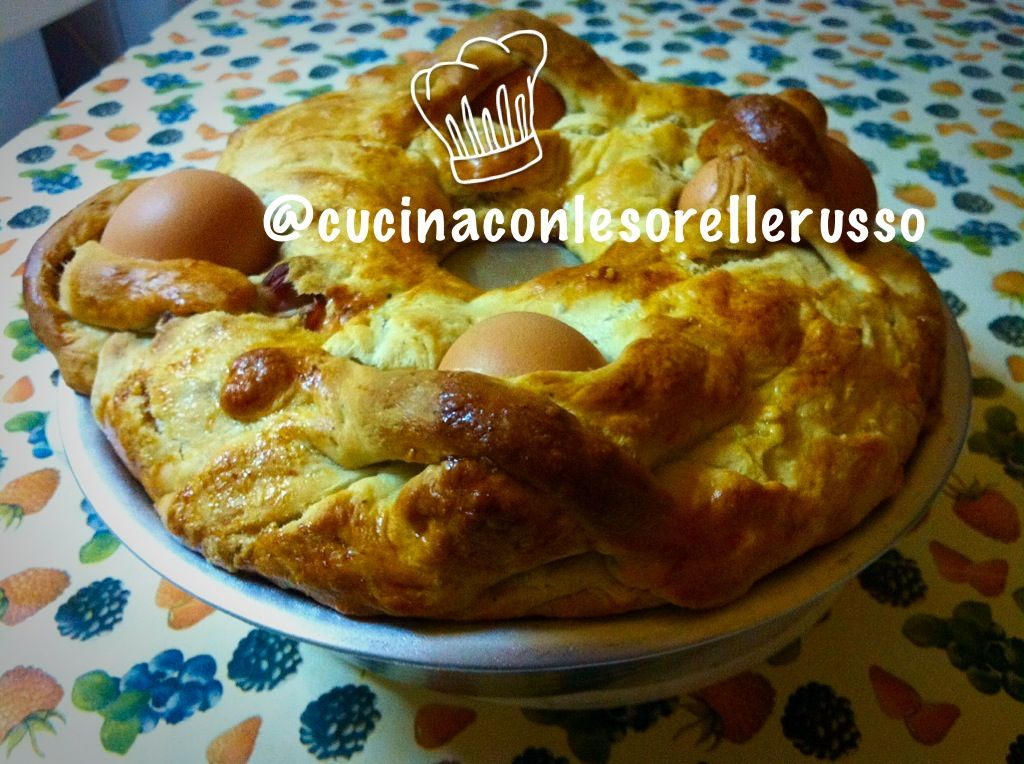 Casatiello, una torta rustica da mangiare tutto l'anno
