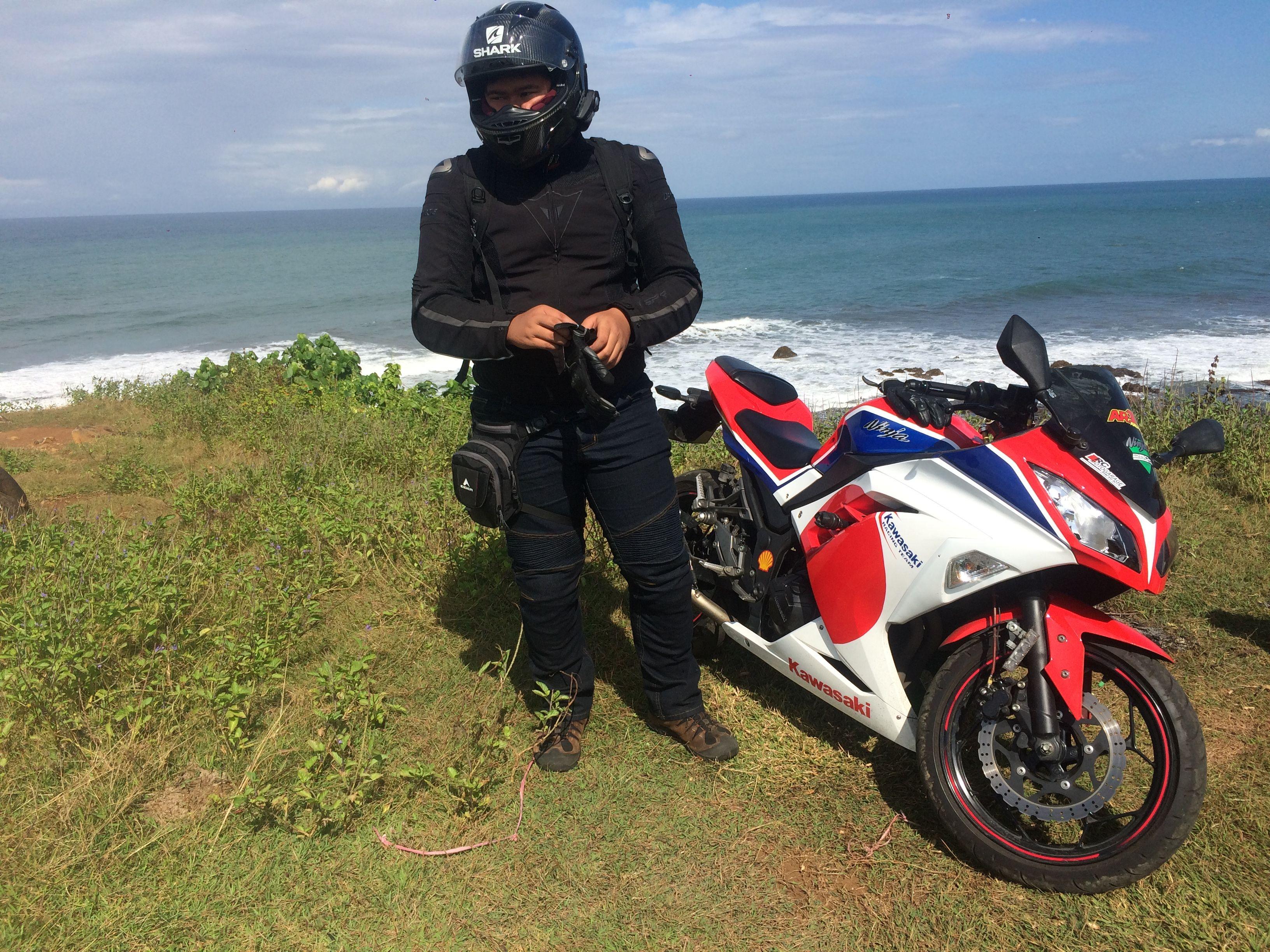 Pro Speed Shark Black Series Kawasaki Ninja N250fi Slip On Daftar Prospeed Z250 Full Visit