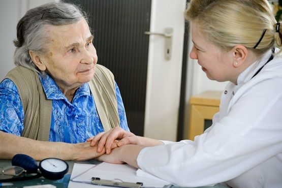 Doctor Elderly People Should Be Left To Die Their Quality Of
